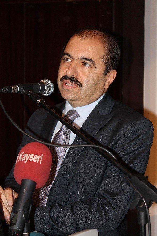 """Prof. Dr. Doğan: """"Nişanlılıkta da hukuki yaptırımlar var"""""""