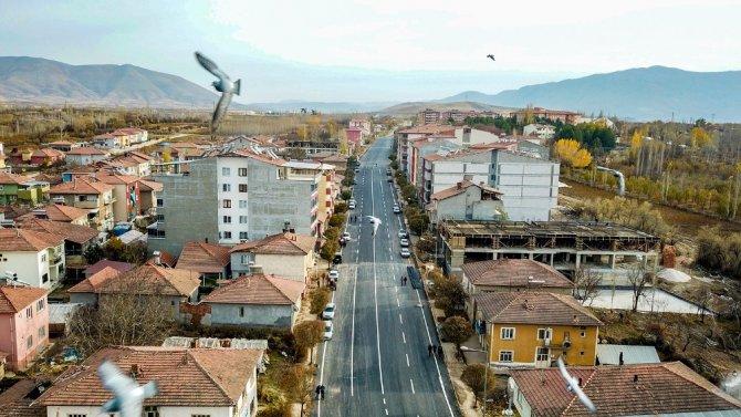 Büyükşehir'den Doğanşehir'e 35 milyon TL'lik altyapı yatırımı