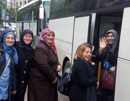 Gülüç Belediyesi bayanları Konya'ya da kültür gezisine götürecek