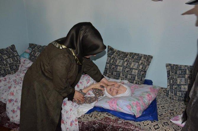 Bayan Kafaoğlu'dan sürpriz ziyaretler