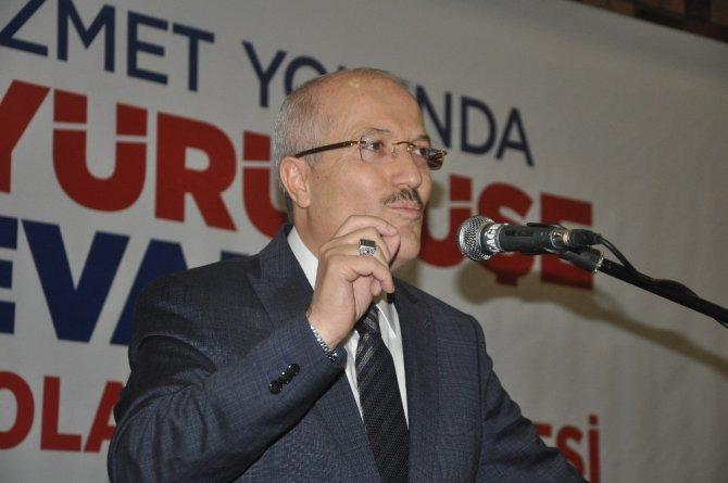 AK Parti Bandırma 6. İlçe Kongresi