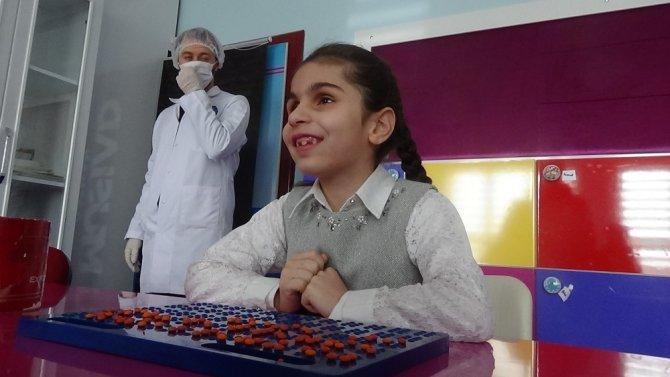 MÜSİAD'dan görme engellilere özel sınıf