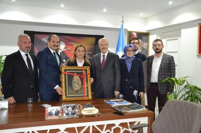 """AK Parti Genel Başkan Yardımcısı Çalık: """"Kudüs konusunda Müslümanlar tek vücut olmalı"""""""