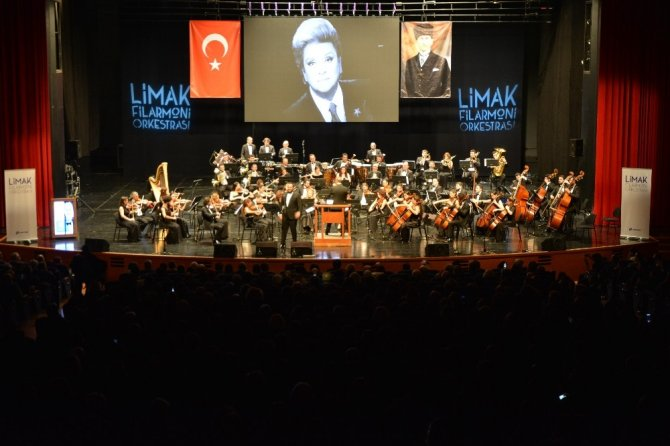 Limak Flarmoni Orkestrası'ndan Zeki Müren şarkıları