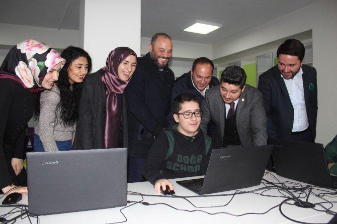 Gençler geleceği MAGİAD ile kodluyor