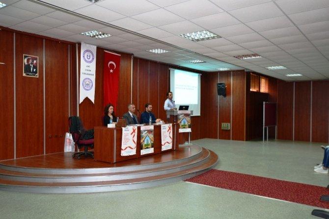 Didim'de organ bağışı konferansı yapıldı