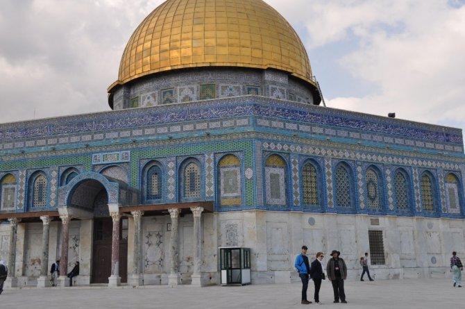 Tartışmaların odağındaki Kudüs'e en fazla ziyaret Türklerden