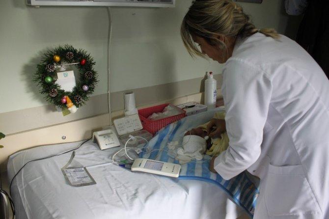 Derince Araştırma Hastanesi'nden Serbest Alan ve BERA testleri