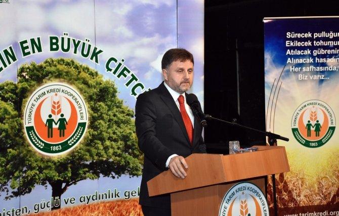 Tarım Kredi Kooperatifleri Merkez Birliğinde görev değişikliği