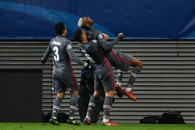 UEFA Şampiyonlar Ligi: Leipzig: 1 - Beşiktaş: 2 (Maç sonucu)