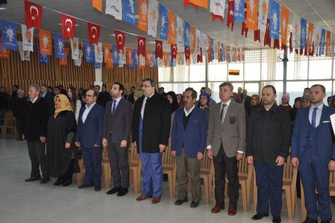 AK Parti Kırkağaç Gençlik Kolları kongresi yapıldı