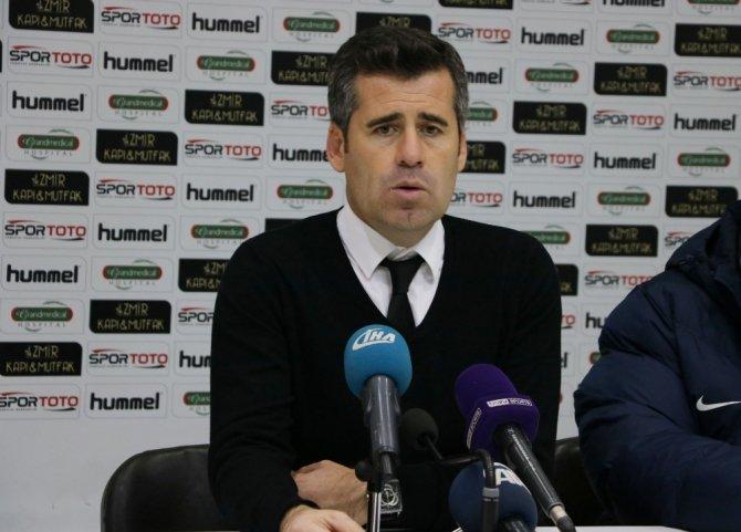 G. Manisaspor - Altınordu maçının ardından