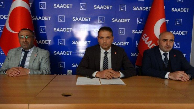 """SP İl Başkanı İlhan: """"Van'ın 100 yıllık imar planı çıkarılmalıdır"""""""