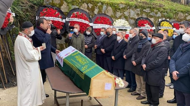 Başkan Yüksel, İmamoğlu ailesinin acısını paylaştı
