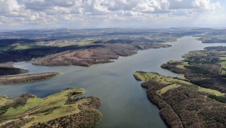 Ömerli Barajında doluluk oranı rekor seviyeye ulaştı