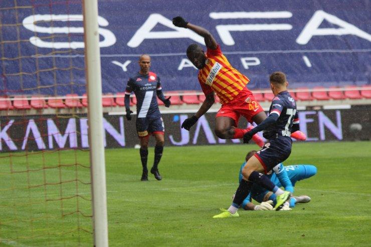 Süper Lig: Kayserispor: 0 - Antalyaspor: 1 (Maç sonucu)