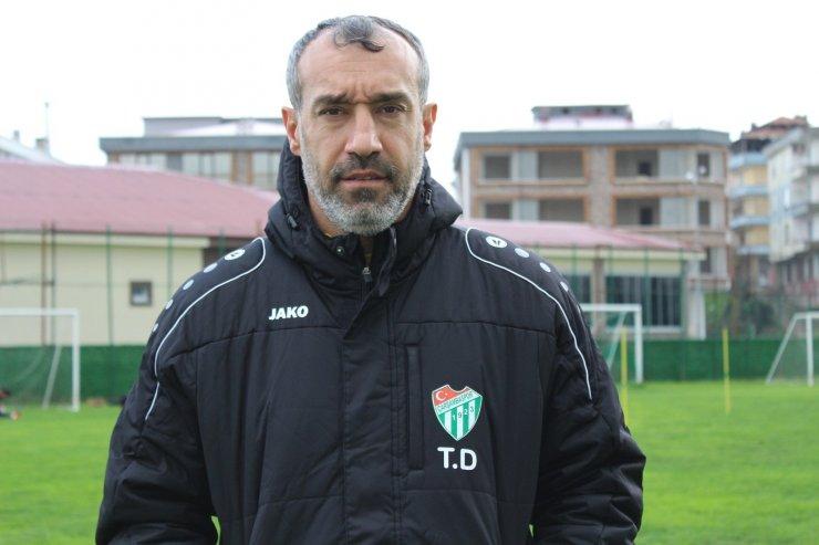 "Kenan Yelek: ""Play-offa kalmak istiyoruz"""