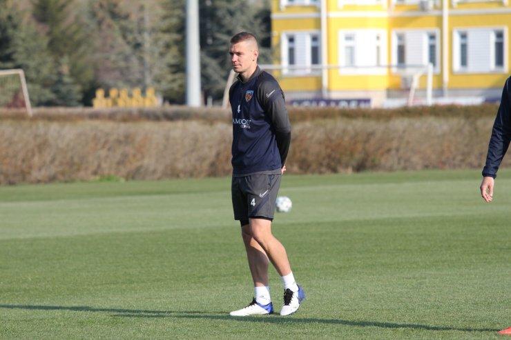 Kayserispor'da Konyaspor maçı hazırlıkları devam ediyor