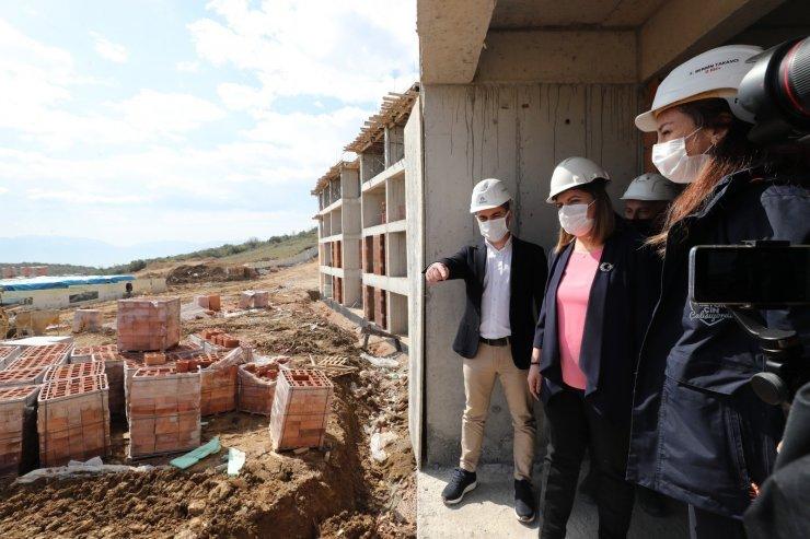 İzmit Çınar Evler'in yüzde 17'si tamamlandı