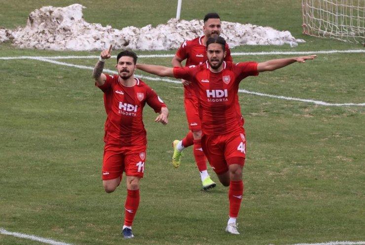 Nevşehir Belediyespor: 2 Payasspor:0