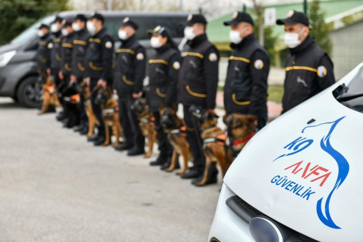 Başkent'in güvenlik okulu ANFA'da eğitimler yeniden başlıyor