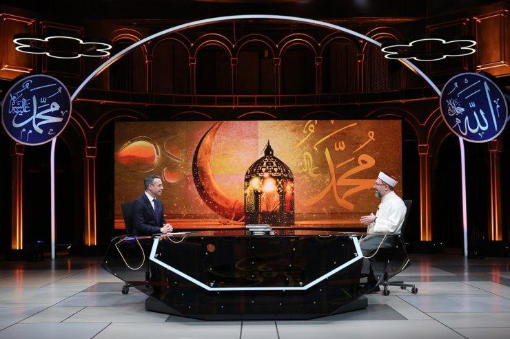 """Başkan Erbaş: """"Allah razı olsun, milletimiz anlayışla karşıladı"""""""