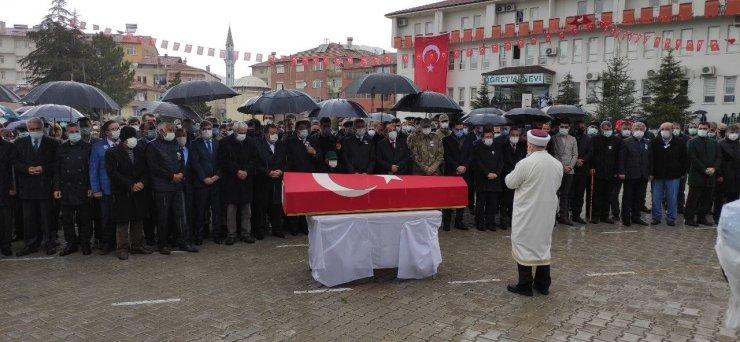 Şehit Uzman Çavuş Kızılay, memleketinde gözyaşları arasında defnedildi