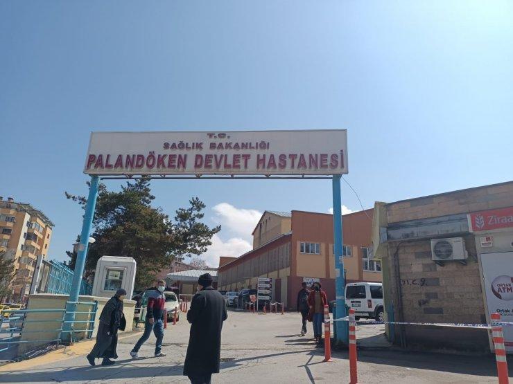 Palandöken Devlet Hastanesi binası depreme dayanıksız çıktı
