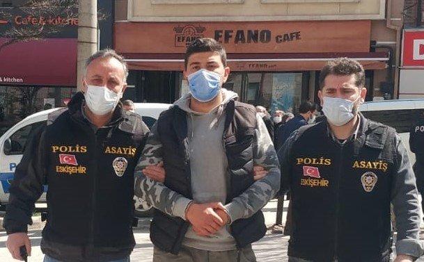 Eskişehir'de kıskançlık cinayeti