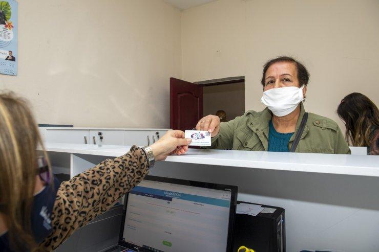 Mersin'de 33 kart şubelerinin sayısı 5'e yükseldi
