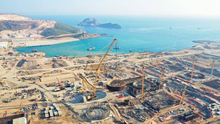 Akkuyu projesi Türk firmalarının gözdesi oldu