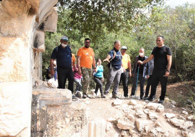 """Yılmaz: """"Mersin, tarihi ve doğal güzellikleriyle turizm çeşitliliğine imkan sunuyor"""""""