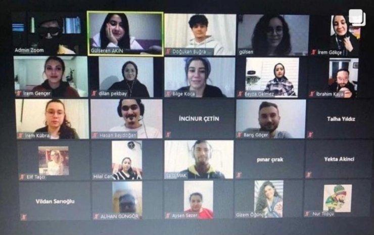 Eğitim için El Ele Projesi online eğitimlerle sürüyor