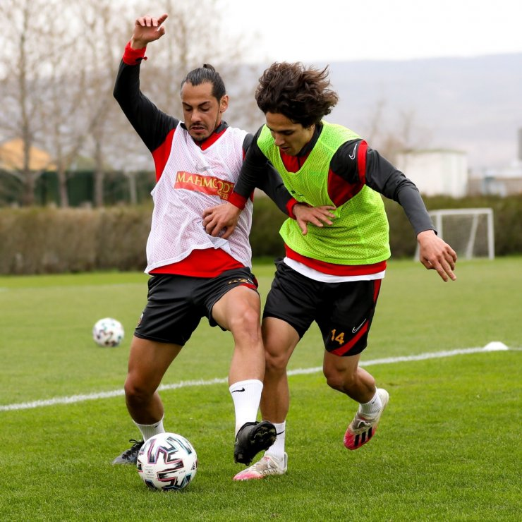 Kayserispor Gençlerbirliği maçı hazırlıklarına başladı