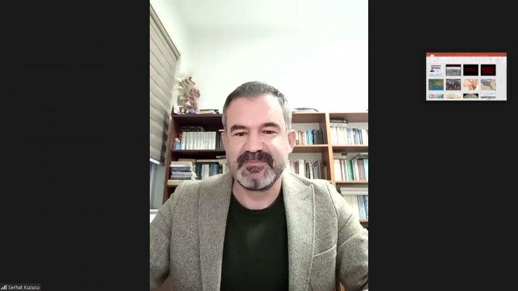 """""""Osmanlılar Zamanında Kilis Kazası"""" başlıklı e-konferans gerçekleştirildi"""