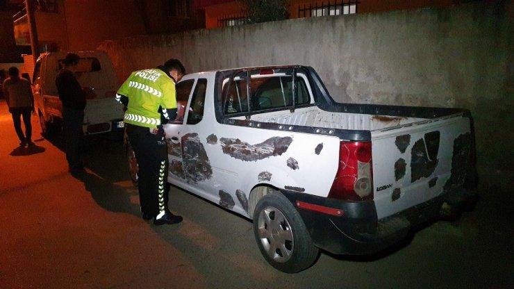 Polisi görünce kaçan 6 kişi kayıplara karıştı