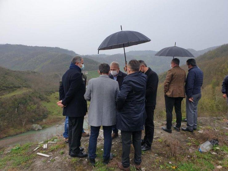 Ereğli köylerindeki sorunlar incelendi