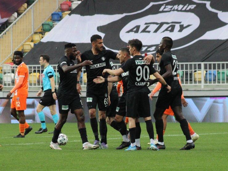 TFF 1. Lig: Altay: 4 - Adanaspor: 1