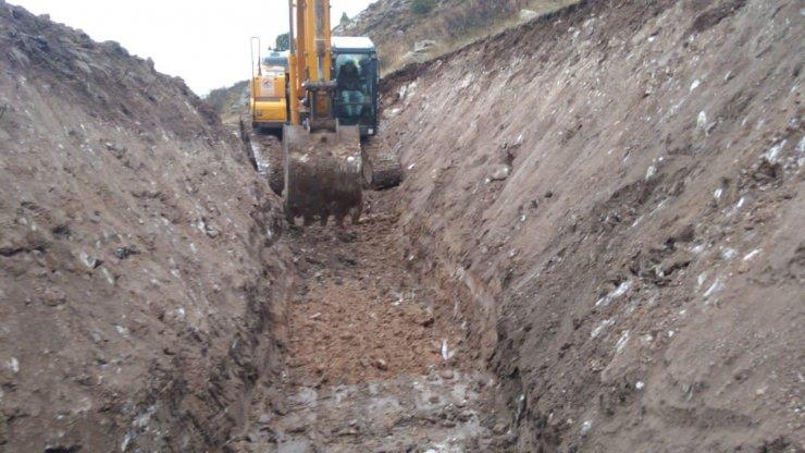 Zara'da 10 bin 780 dekar toprak suyla buluşacak