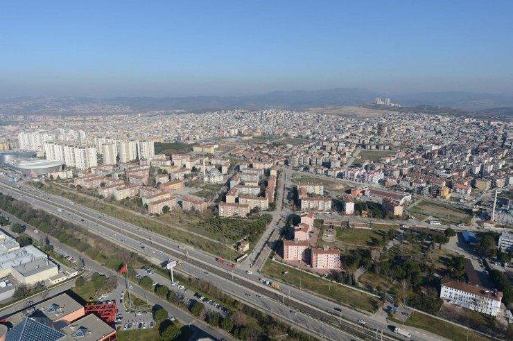 Bursa'da 8 yıldır dönüşüm bekleyen 1050 konutlarda düğüm çözülüyor