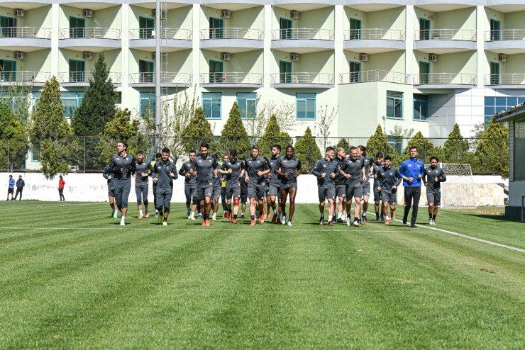 Denizlispor, Ankaragücü maçının hazırlıklarını tamamladı