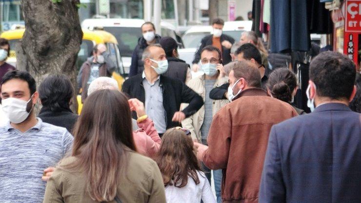 Grip nezle belirtisi olanlara 'Covid testi yaptırın' uyarısı