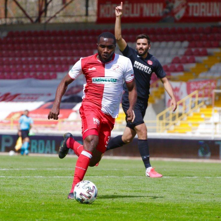 Boluspor'un 29 yıllık Süper Lig hayali gelecek sezona kaldı