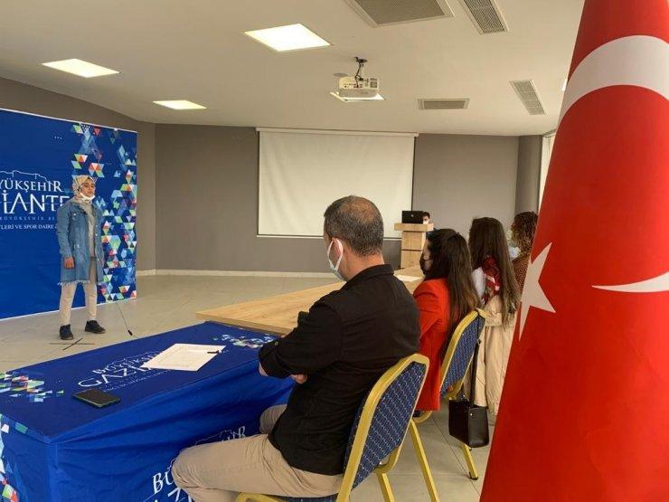 """""""Sezai Karakoç Şiirleri Okuma"""" yarışmasının kazananları belli oldu"""