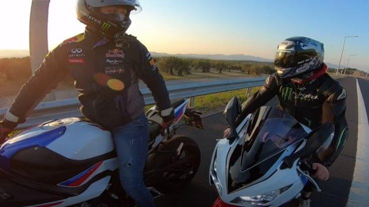 Motosikletli grup otoyol gişelerinden kaçak geçti; ortalığı birbirine kattı