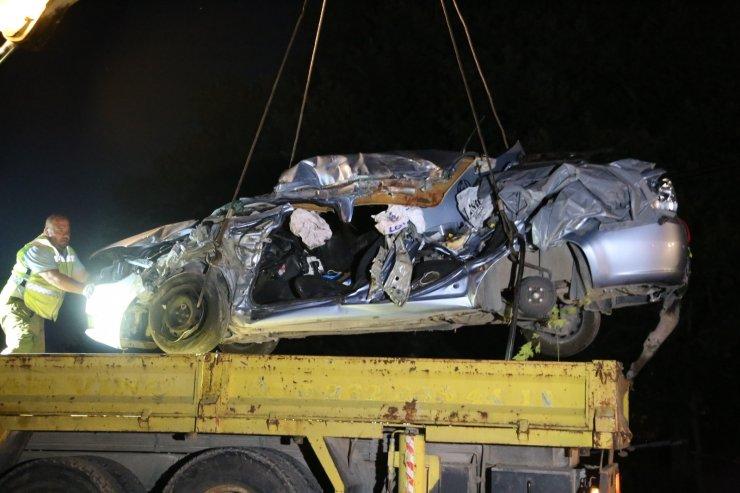 5 kişilik ailenin ölümüne neden olan sürücüye 22 yıla kadar hapis istemi