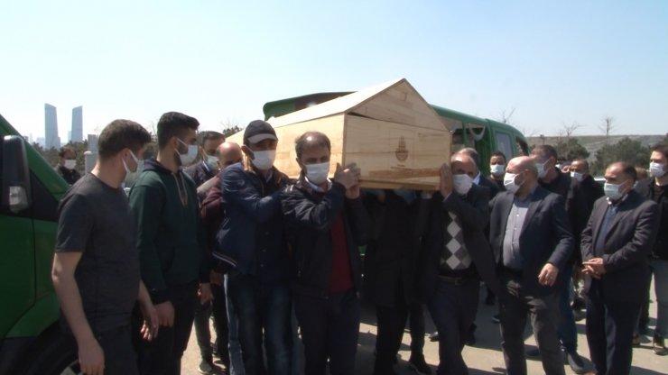 Beşiktaş'taki otobüs kazasında hayatını kaybeden Sevgi Yamaç Yalçın son yolculuğuna uğurlandı