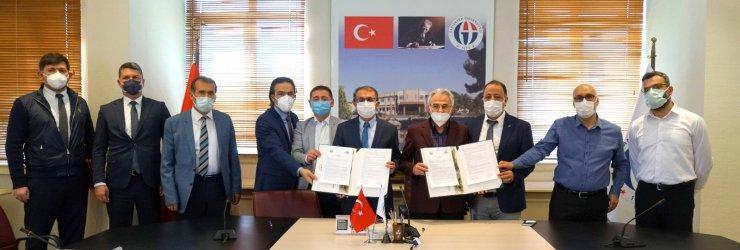 GAÜN ile GAHİB arasında işbirliği protokolü imzalandı