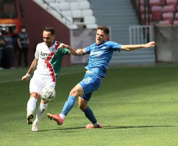 2. Lig: Amedspor: 0 - Ankara Demirspor: 2