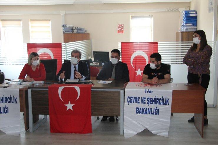 Şırnak'ta terör mağdurları için yapılan son konutların kurası çekildi